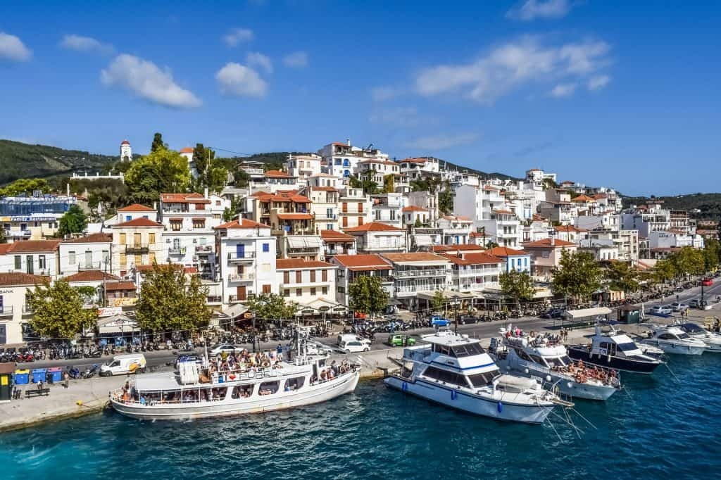 Private Yacht Charter in Greece