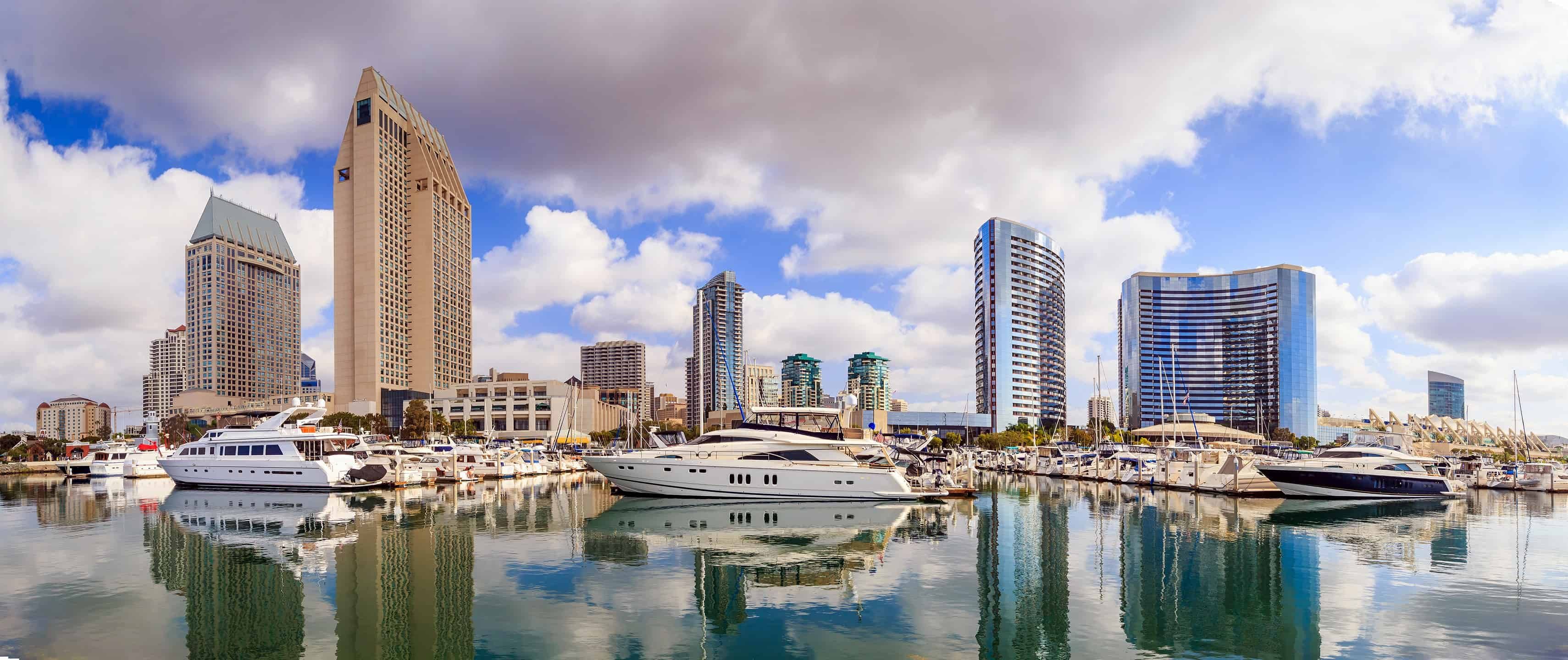 Private Yacht Charter in San Diego Bay California