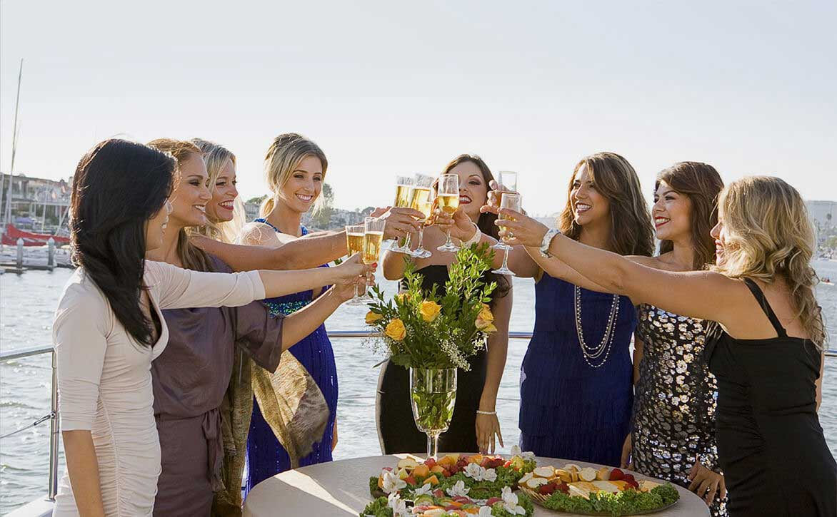 Private Yacht Charters for Birthdays, Parties, Memorials, Fundraising, & More.